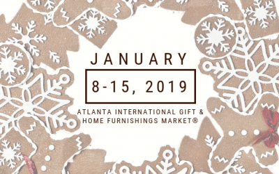 Atlanta International Gift & Home Furnishings Market® – January 2019